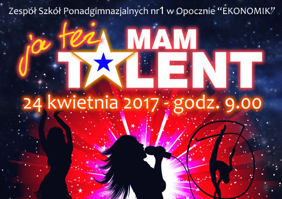 Ja Też Mam Talent 2017 w Z SP nr 1